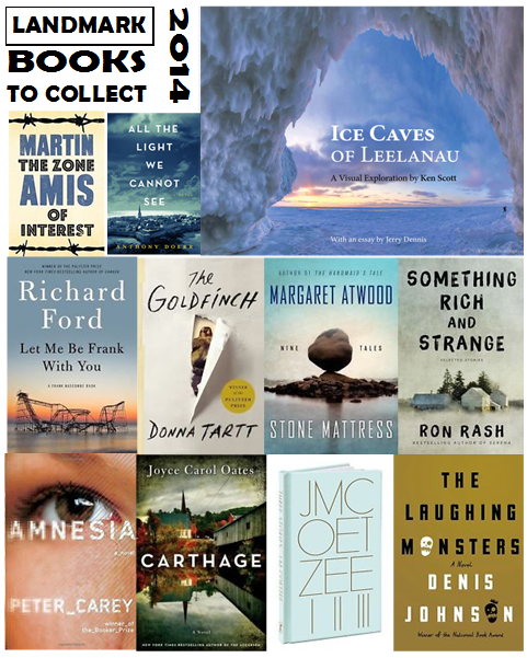 Books To Collect 2014